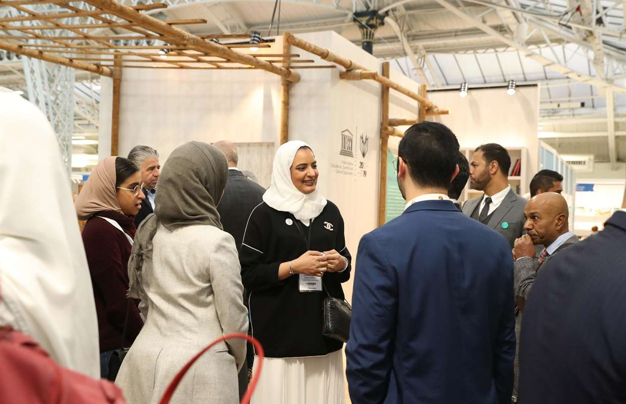 London Book Fair Attendees Introduced to Sharjah World Book Capital 2019 Programme